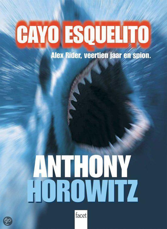 Alex Rider, boek 3, Anthony Horowitz