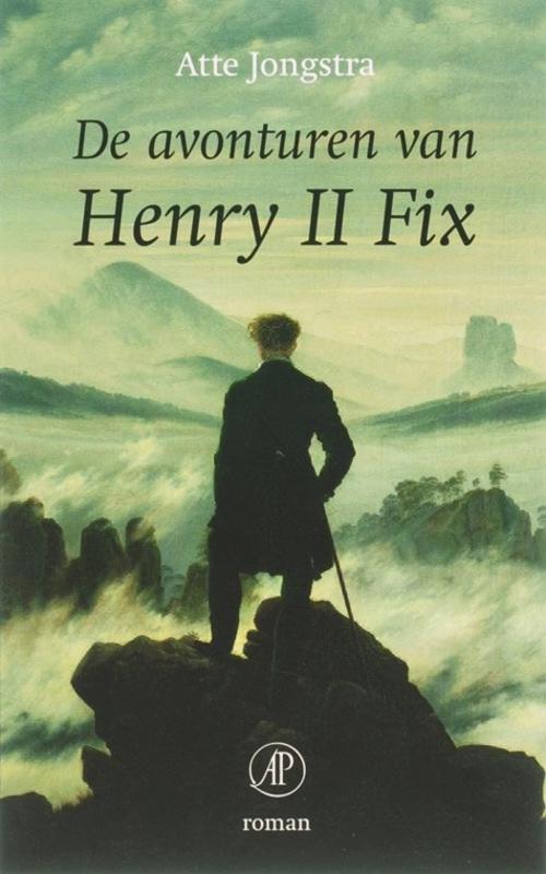 De avonturen van Henry II Fix, Atte Jongstra