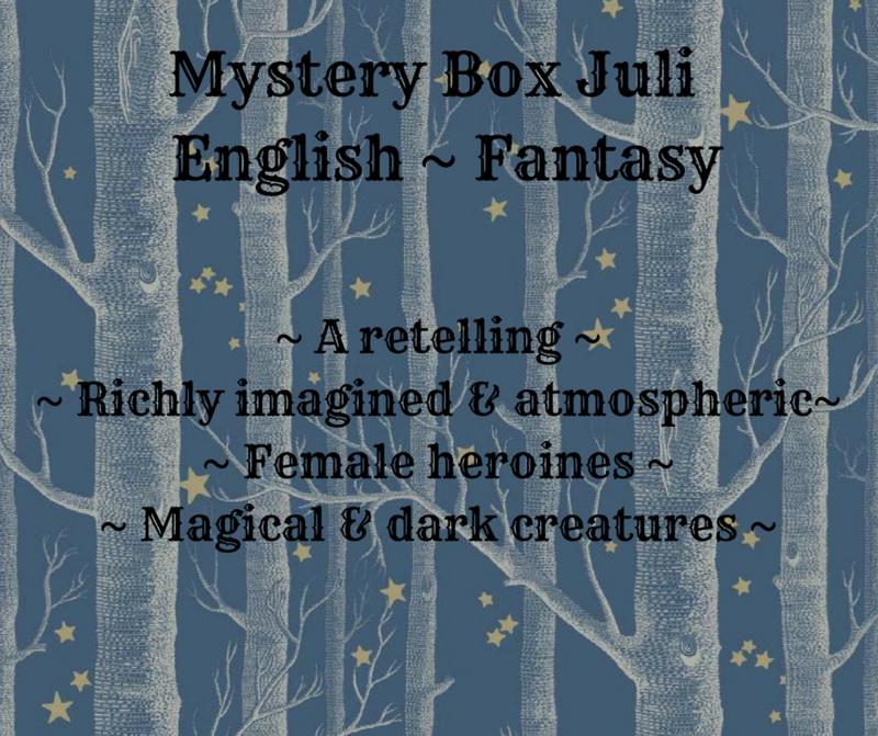 Mystery Box Juli - English - Fantasy