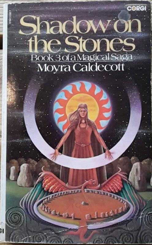A Magical Saga, book 3, Moyra Caldecott
