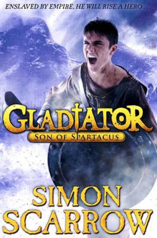 Gladiator, book 3, Simon Scarrow