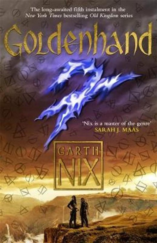 Abhorsen, book 5, Garth Nix