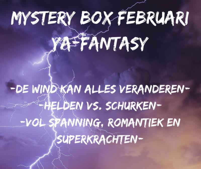 Mystery Box Februari - YA Fantasy