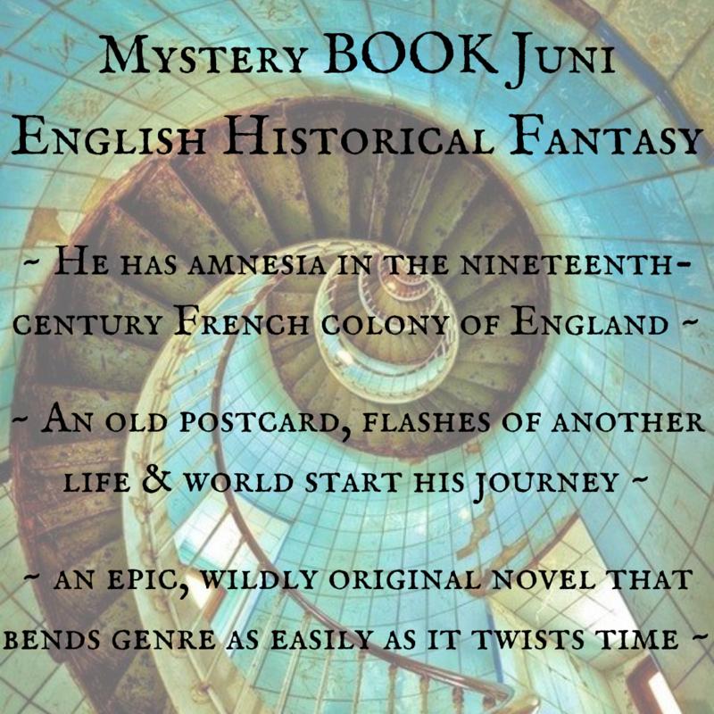 Mystery BOOK Juni - English Historical Fantasy