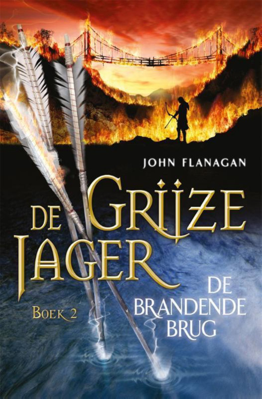De Grijze Jager, boek 2, John Flanagan