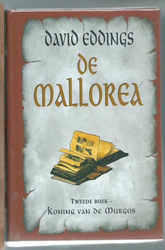 De Mallorea, boek 2, David Eddings