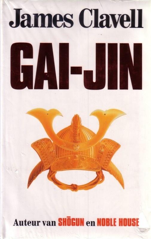 Gai-Jin, Jamers Clavell