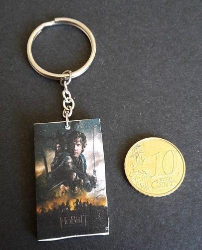 Sleutelhanger Hobbit