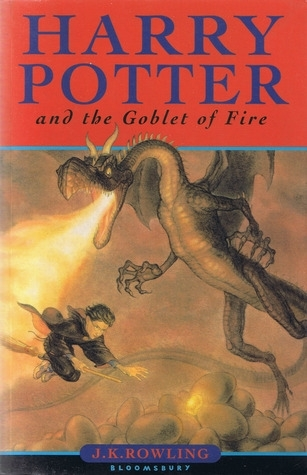 Harry Potter and the Goblet of Fire, J.K. Rowling