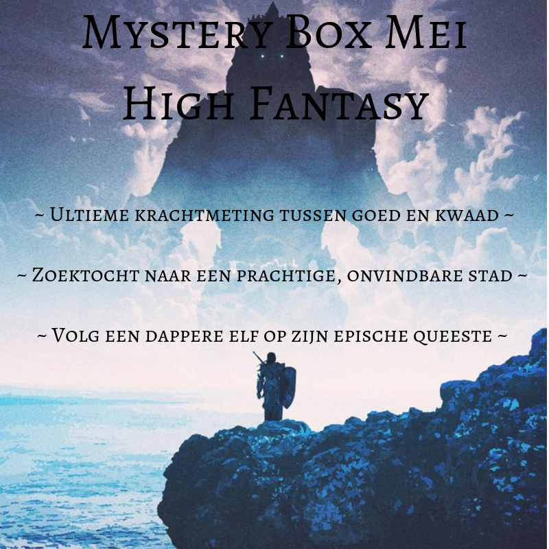 Mystery Box Mei - High Fantasy