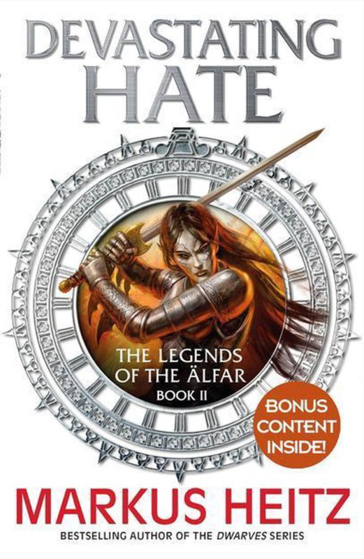 The Legends of the Älfar, book 2, Markus Heitz