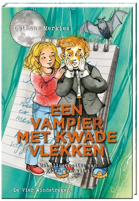 Een vampier met kwade vlekken, Daiënne Merkies