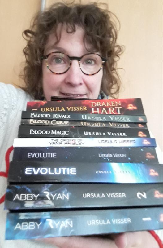 Schrijversinterview met Ursula Visser