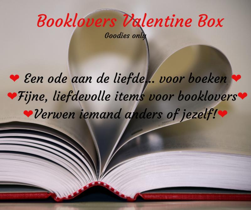Booklovers Valentine Box