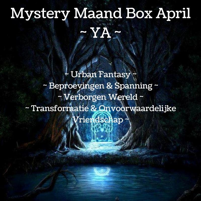 Mystery Box April - YA