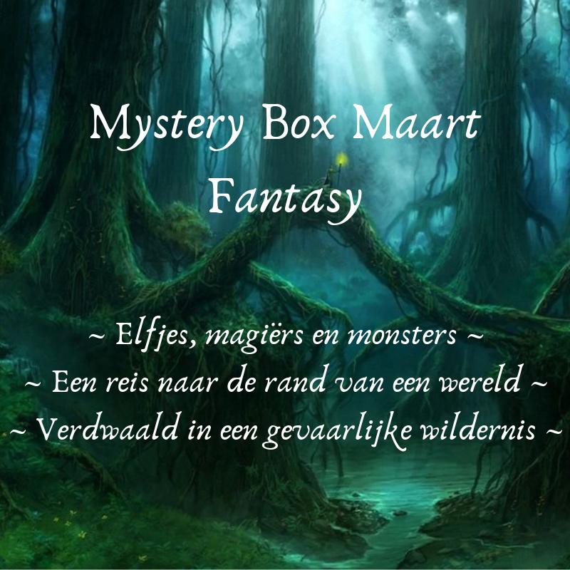 Mystery Box Maart - Fantasy
