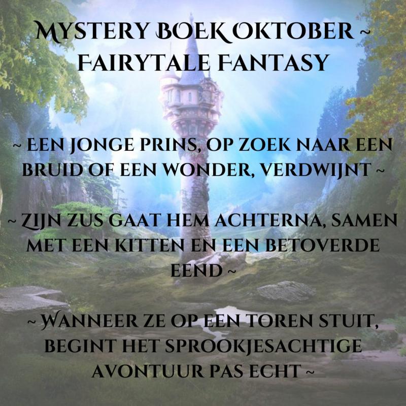 Mystery BOEK Oktober -  Fairytale Fantasy