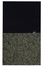Groen tijger deken