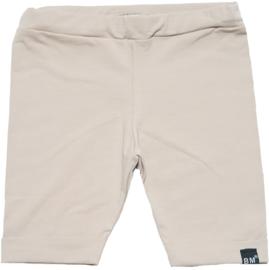 Sand korte omslag broek