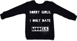 Sorry girls sweater