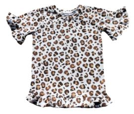 Roes t-shirt/ peplum