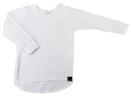 Mini rib wit shirt