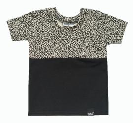 Half panter sand t-shirt