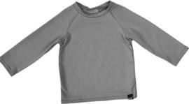 Licht grijs raglan shirt