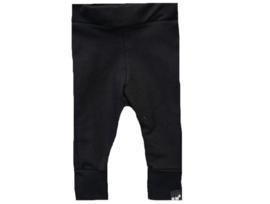 Black with black pants