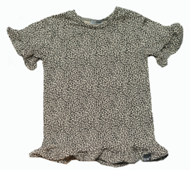 Roes t-shirt panter sand