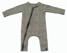 Panter sand onesie
