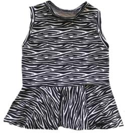 Peplum zebra