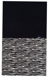 Zebra deken