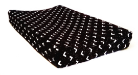 Hooks changing pad cover