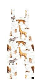 Salopette animals