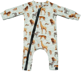 Animals onesie