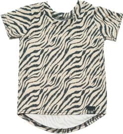 Tijger sand long t-shirt