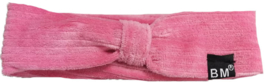 Rib roze haarband
