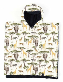 Olifant/giraf poncho
