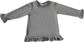 Licht grijs roes shirtje
