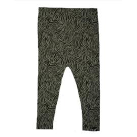 Tijger groen legging
