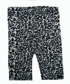 Panter grijs korte legging