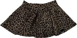 Panter brown skirt