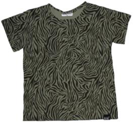 Tijger groen tshirt