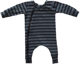 Stripe onesie