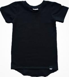 Long black tshirt