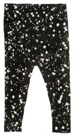 Zwart verf legging