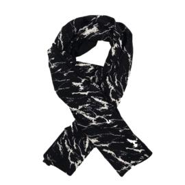 Sjaal lang marble