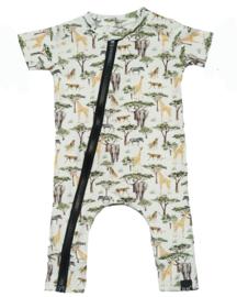 Olifant/giraf onesie