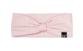 Roze haarband